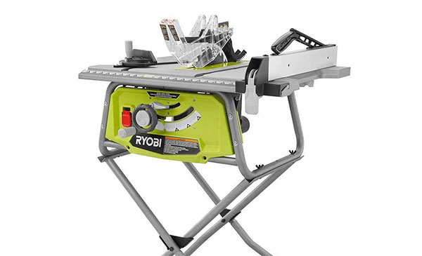 Ryobi Table Saw Review 10 In Rts11 Folding