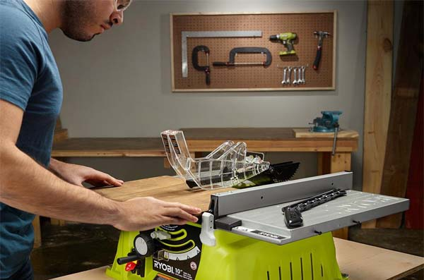 How To Use Ryobi Table Saw 2019