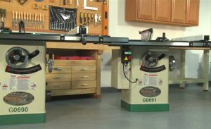What is a Hybrid Table Saw
