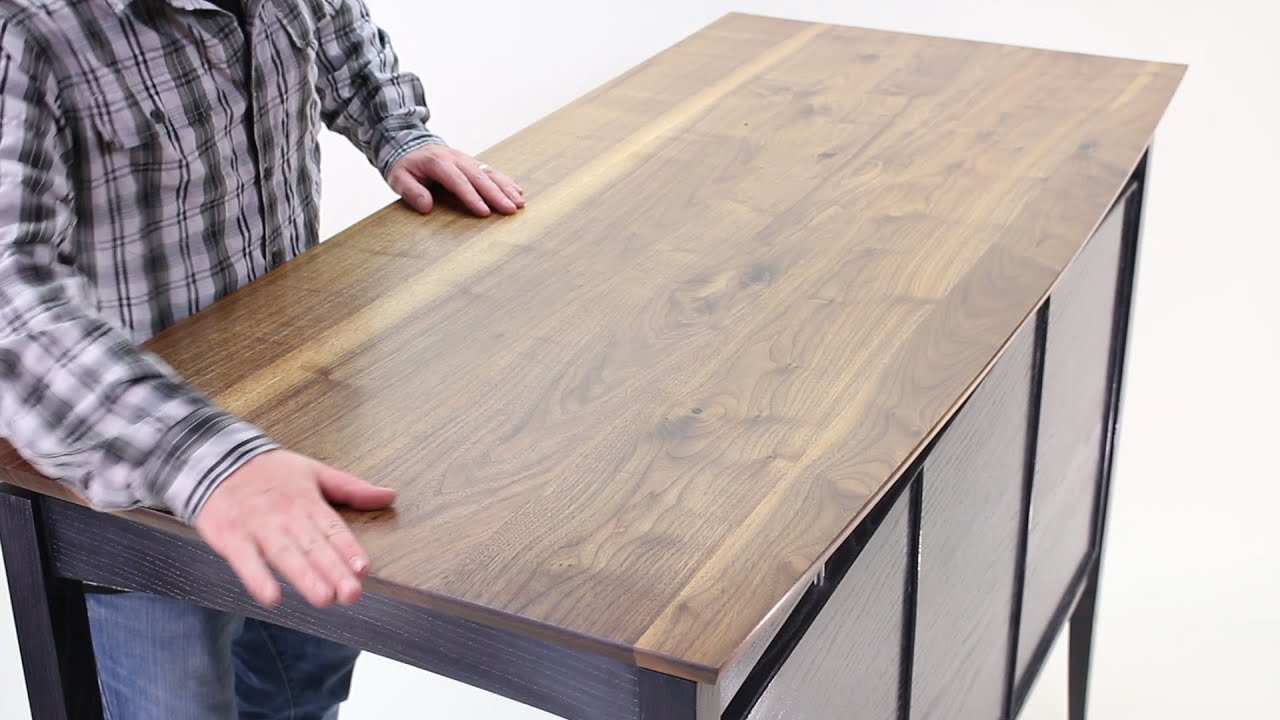 How to Finish Wood Furniture