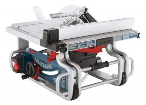 Bosch 10-Inch Portable Jobsite Table Saw GTS1031 Under 400 USD