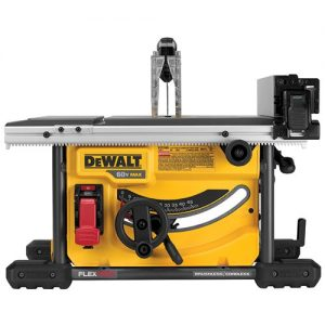 Dewalt DCS7485B Flexvolt 60v Max Table Saw Under 500 USD