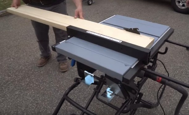 Jobsite VS Contractor Table Saw